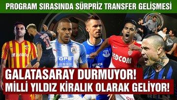 HTSPOR MUTFAK | Galatasaray'da son dakika gelişmesi! Milli yıldız kiralık olarak geliyor