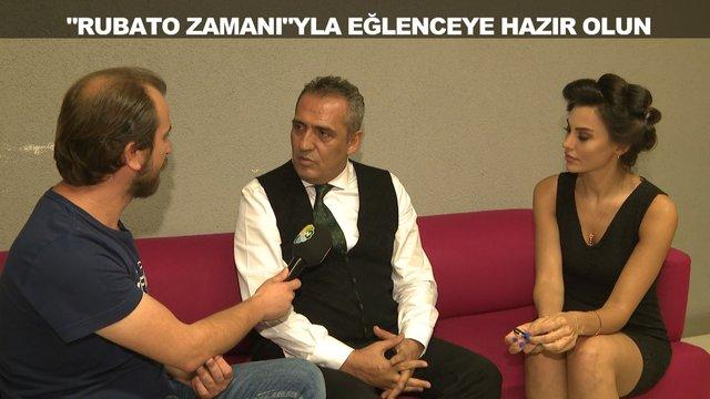 Yavuz Bingöl ve Tuvana Türkay'la keyifli sohbet!