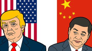 Piyasalarda Çin misillemesi