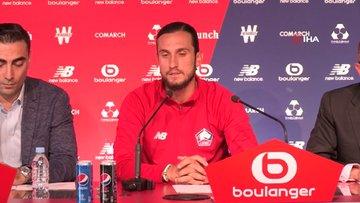 """""""Lille'nin en büyük transferlerinden biri olmak güzel"""""""