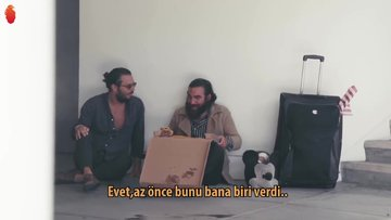 Hayrettin'in 'Amerika'da aç kalmak' videosundaki Mehmet'in kim olduğu ortaya çıktı