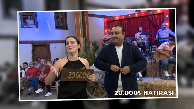 Şileli Kübra 20.000 TL kazanıyor!