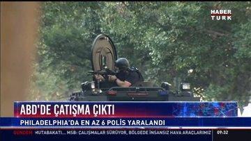 ABD'nin Pensilvanya eyaletindeki Philadelphia şehrinde silahlı saldırı düzenlendi
