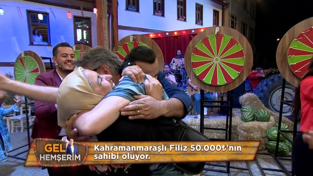 Büyük ödül Filiz Kelekçi'nin!