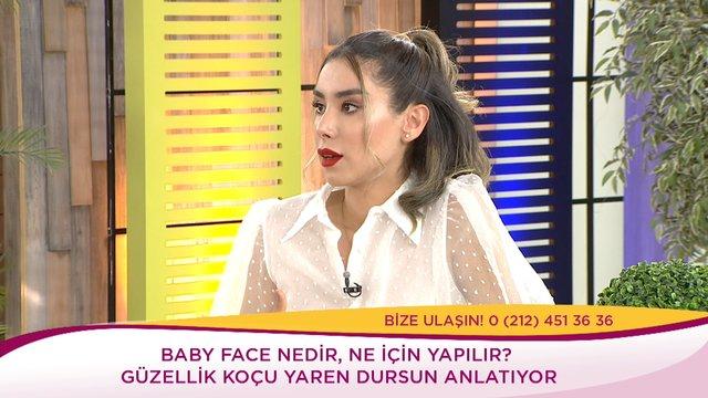 Baby Face nedir?