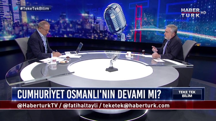 Teke Tek Bilim - 18 Ağustos 2019 (Cumhuriyet Osmanlı'nın devamı mı?)