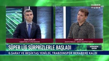 Gündem Spor - 19 Ağustos 2019 (Büyüklerin düşüşü mü, Anadolu takımlarının yükselişi mi?)