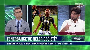 Gündem Spor - 20 Ağustos 2019 ( Fenerbahçe'de neler değişti?)