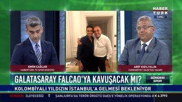 Galatasaray Falcao'ya kavuşacak mı?