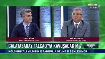 Gündem Spor - 22 Ağustos 2019 (Galatasaray Falcao'ya kavuşacak mı?)