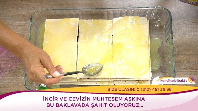 İncirli Milföy Baklava