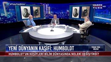 Teke Tek Bilim - 1 Eylül 2019 (Prof.Dr. Celal Şengör, Prof.Dr. Nüzhet Dalfes)