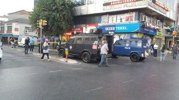 Beyoğlu'nda silahlı saldırı: 1 ölü, 1 yaralı