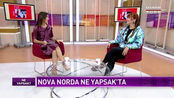 Ne Yapsak - 6 Eylül 2019 (Nova Norda, Ayşegül Sönmez, Güç Başar Gülle ve Volkan İncüvez)