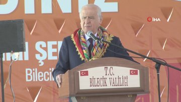 """""""Fırat'ın doğusuna vereceğimiz Türk milletinin güçlü sesidir"""""""