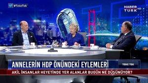Teke Tek - 10 Eylül 2019 (Annelerin HDP önündeki eylemleri siyaseti nasıl etkiler?)