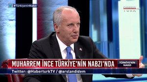 Türkiye'nin Nabzı - 11 Eylül 2019 (Muharrem İnce)