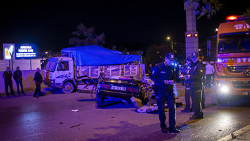 Son dakika: Başkent'te drift kovalamacası kanlı bitti: 2 ölü, 1 yaralı