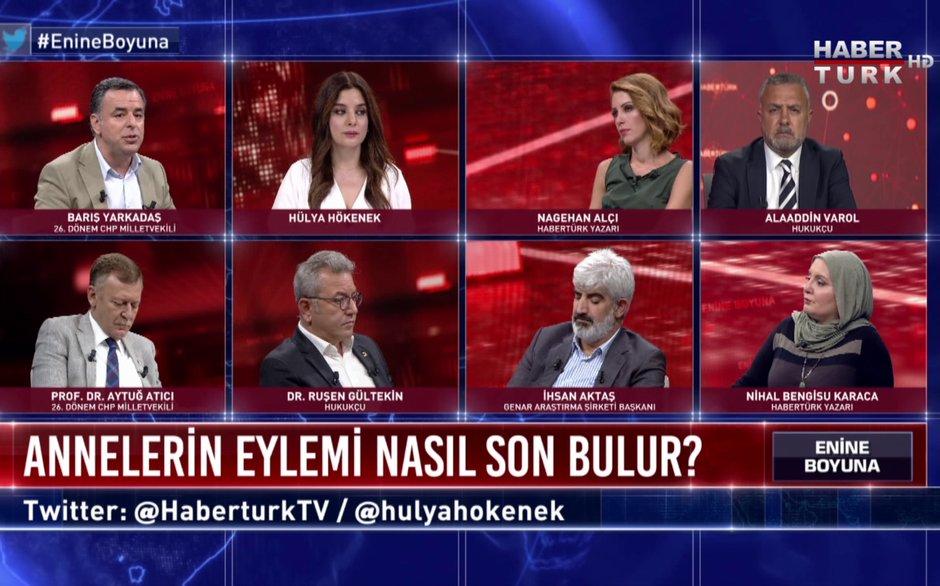 Enine Boyuna - 13 Eylül 2019 (Annelerin HDP önündeki eylemi nasıl son bulur?)