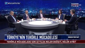 Gerçek Fikri Ne - 14 Eylül 2019 (Terörle mücadelede son 40 yılda neler değişti, neler aynı?)