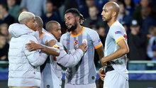 Galatasaray'ın Club Brugge maçı fotoğrafları