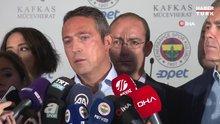 Ali Koç: Alanyaspor maçı için itiraz edeceğiz