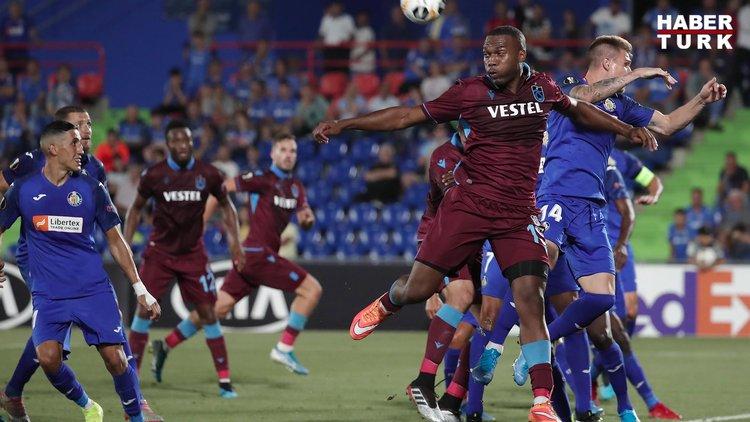 Getafe: 1 - Trabzonspor: 0 | MAÇ SONUCU (Maçtan özel anlar)