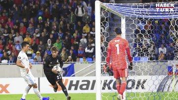 Slovan Bratislava - Beşiktaş maçından özel anlar