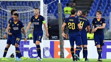 Roma - Başakşehir maçının fotoğrafları