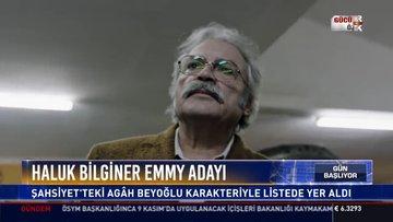 Haluk Bilginer Emmy adayı