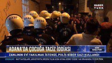 Adana'da çocuğa taciz iddiası