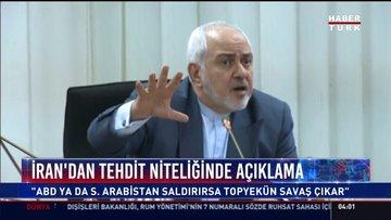 İran'dan tehdit niteliğinde açıklama