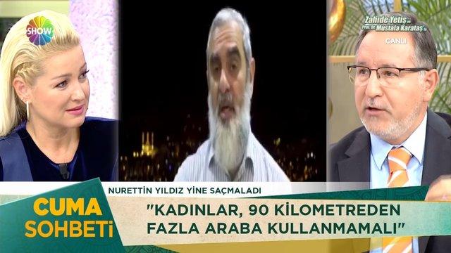 Prof. Dr. Mustafa Karataş'tan sert sözler!