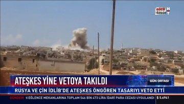 BMGK'da İdlib krizi