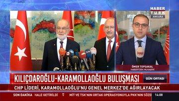 Kılıçdaroğlu-Karamollaoğlu buluşması