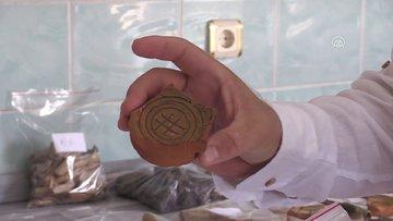Çobankale'deki kazılarda 'hashtag' bulundu