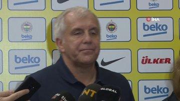 """Obradovic: """"Yönetimle yeni transferler için görüşme halindeyiz"""""""