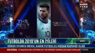 Futbolda 2019'un un iyileri