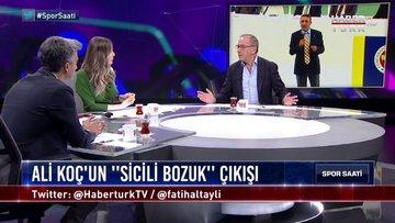 Spor Saati - 24 Eylül 2019 (Ali Koç-Fatih Terim arasındaki sicili bozuk tartışması nasıl sonuçlanır?)