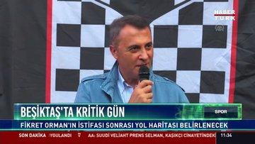 Beşiktaş'ta kritik gün! Yönetim kurulu toplantısından ne karar çıkacak?