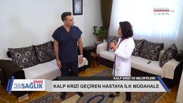 Şimdi Sağlık - 28 Eylül 2019 (Kalp krizi geçiren birine ilk müdahale nasıl olmalı?)
