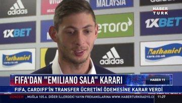 FIFA'dan ''Emiliano Sala'' kararı