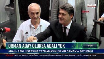 Serdal Adalı başkanlığa hazırlanıyor
