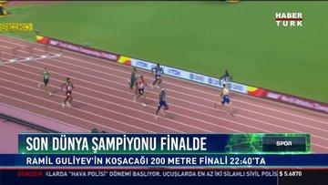 Son Dünya şampiyonu finalde