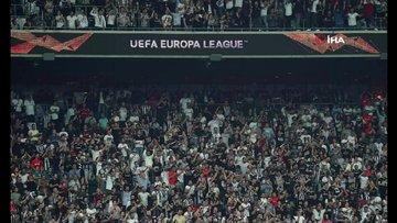 Beşiktaş - Wolverhampton maçı fotoğrafları