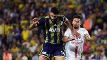 Fenerbahçe: 0 - Antalyaspor: 1 | İLK YARI SONUCU