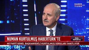 Özel Röportaj - 7 Ekim 2019 (AK Parti Genel Başkanvekili Numan Kurtulmuş)
