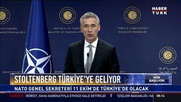 Stoltenberg Türkiye'ye geliyor