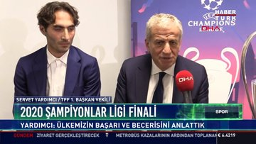 İstanbul, 2020 finaline hazırlanıyor