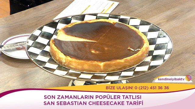 San Sebastian Cheesecake